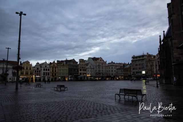Plzen - Tsjechie - Augustus 2019