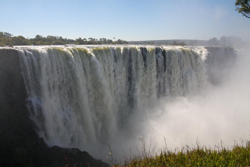 De Victoriawatervallen