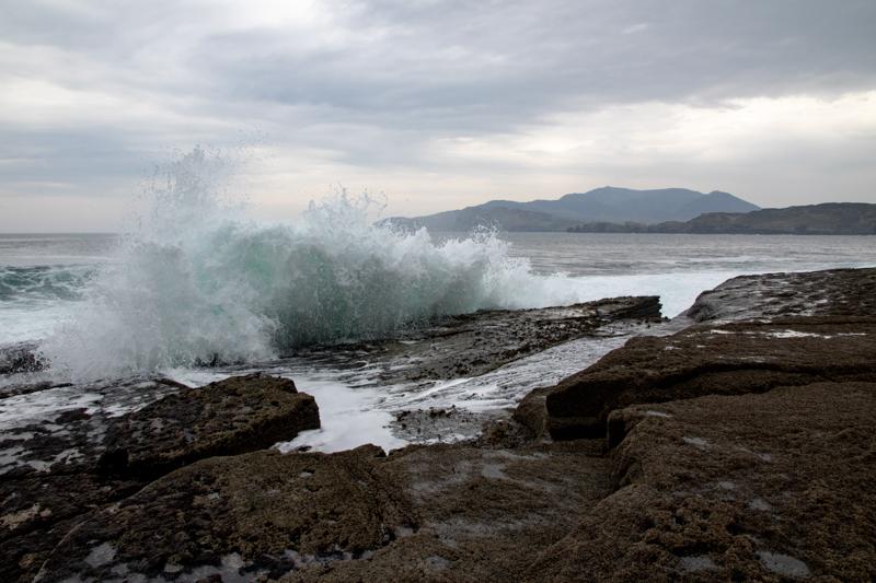 Woeste Wateren bij Muckross Head