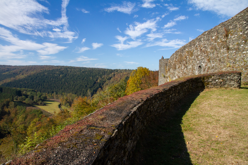 Kastelen in de Ardennen